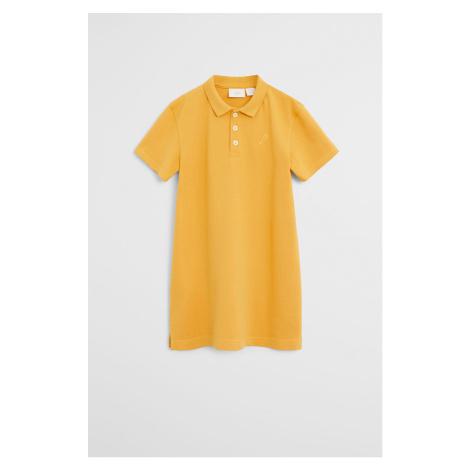 Mango Kids - Sukienka dziecięca Riva 110-164 cm