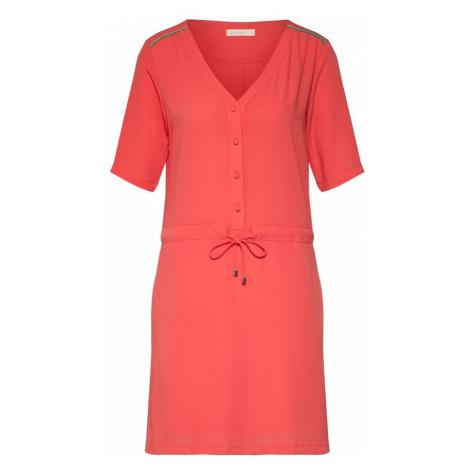 ARTLOVE Paris Sukienka pomarańczowo-czerwony