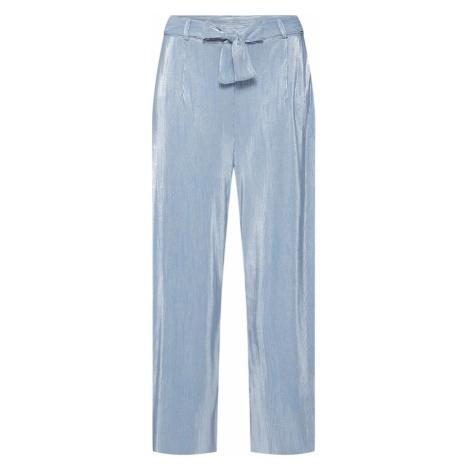 Pop Copenhagen Spodnie 'Rippled Party Trousers' jasnoniebieski