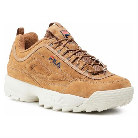 Sneakersy FILA - Disruptor S Low 1010577.60P Pumpkin Spice