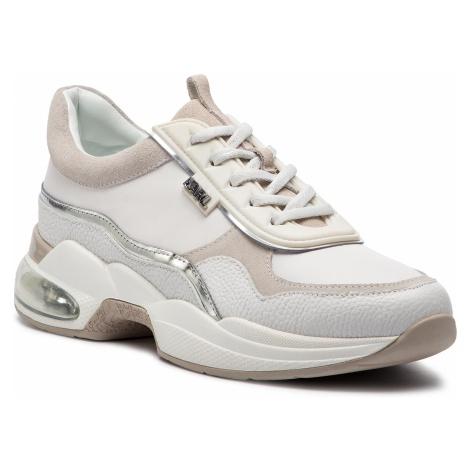 Sneakersy KARL LAGERFELD - KL61720 White Lthr