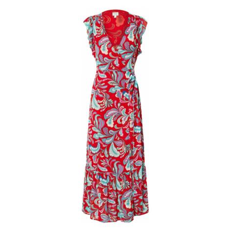 Pepe Jeans Sukienka 'MIREN' mieszane kolory / jasnoczerwony