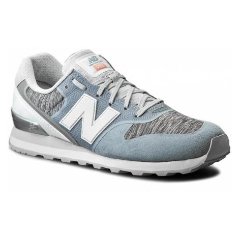 Sneakersy NEW BALANCE - WR996NOA Szary