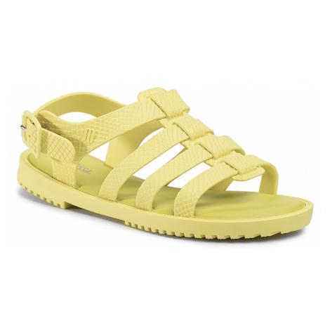 Sandały MELISSA - Flox Snake Ad 32760 Yellow 53623