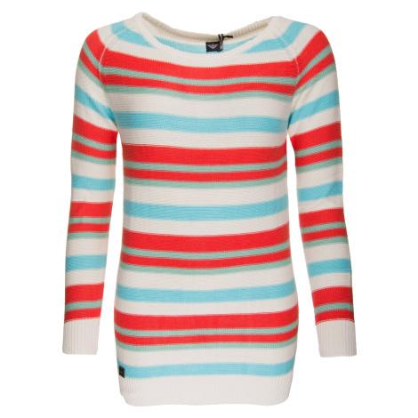 Sweter damski WOOX Stripy