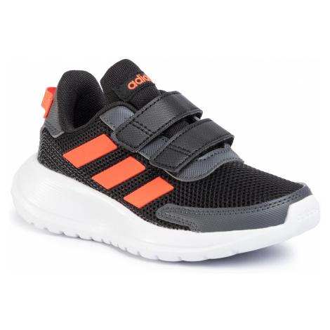 Buty adidas - Tensaur Run C EG4143 Cblack/Solred/Gresix