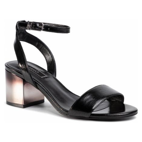 Sandały LIU JO - Thelma 01 SA0109 EX029 Black 22222
