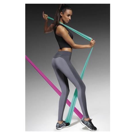 Damskie legginsy sportowe Victoria Bas Bleu