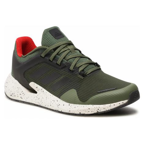 Buty adidas - Alphatorsion M FY0004 Wilpin/Cblack/Vivred