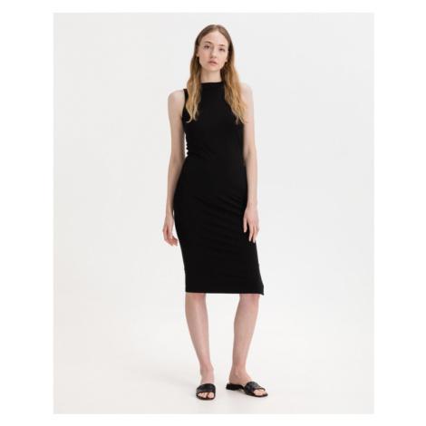 Karl Lagerfeld Sukienka Czarny