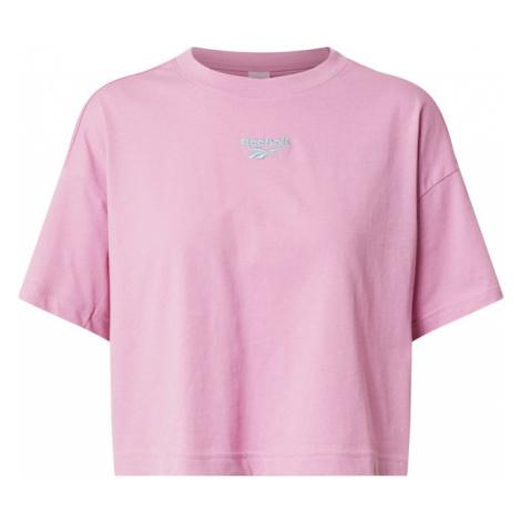 Reebok Classic Koszulka różowy pudrowy