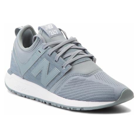 Sneakersy NEW BALANCE - WRL247SQ Niebieski