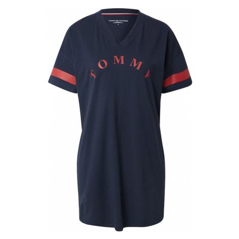 Tommy Hilfiger Underwear Koszulka do spania granatowy