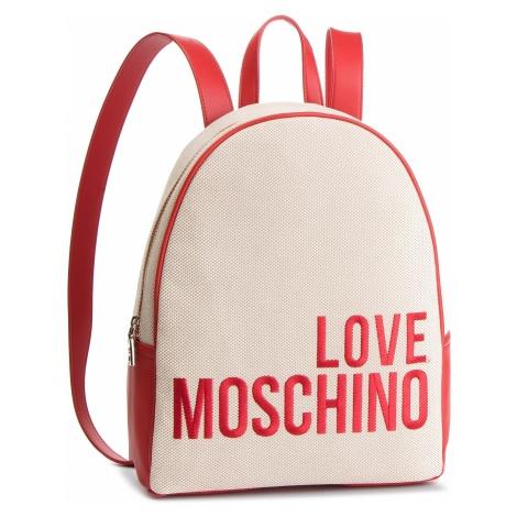 Plecak LOVE MOSCHINO - JC4114PP17LO0107 Naturale