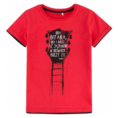 Endo - T-shirt dziecięcy 104-128 cm