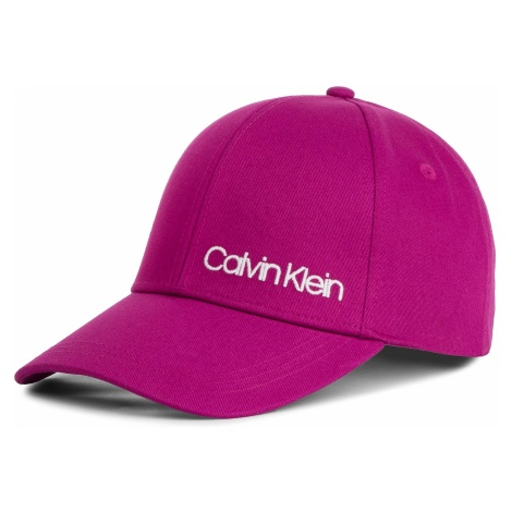 Czapka z daszkiem CALVIN KLEIN - Side Logo Cap K60K605170 510