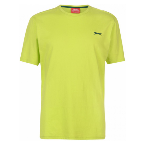 Slazenger Plain T Shirt Mens