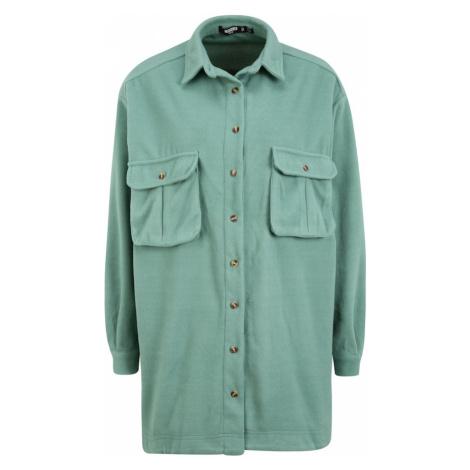 Missguided (Petite) Sukienka koszulowa zielony