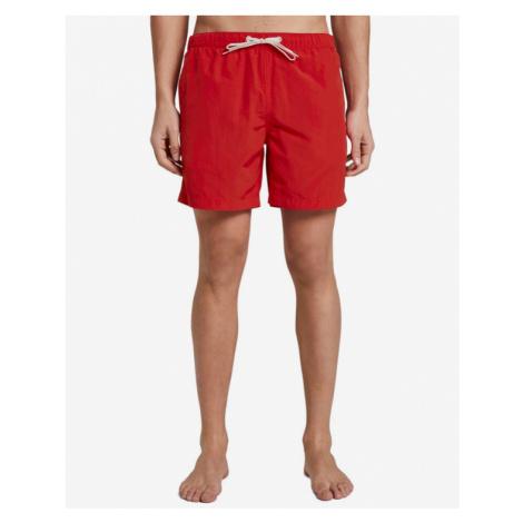 Tom Tailor Strój kąpielowy Czerwony