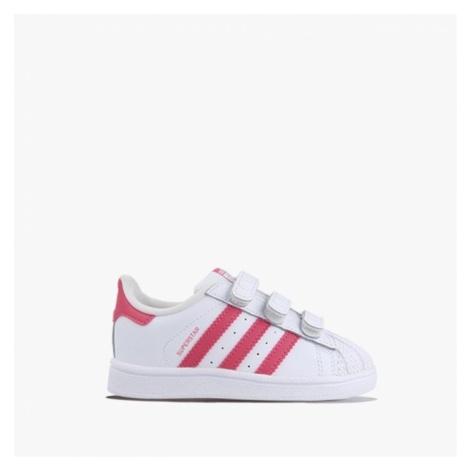 Buty dziecięce sneakersy adidas Originals Superstar CF I CG6638