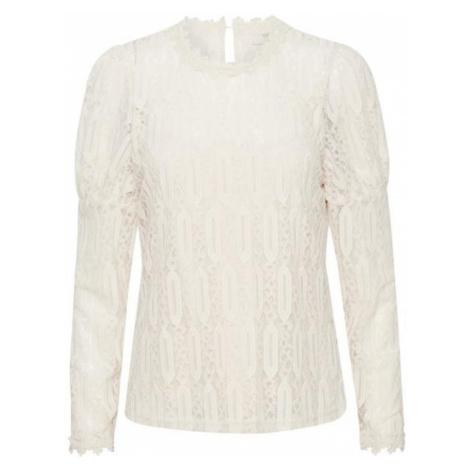 ViviCR LS T-shirt Cream