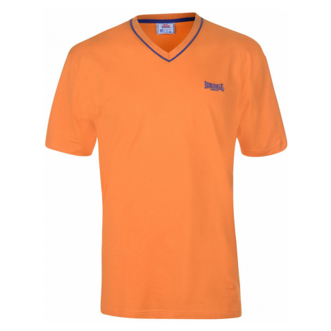 Lonsdale V Neck Tee Mens
