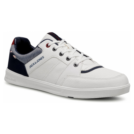 Sneakersy JACK&JONES - Jfwnewing 12181826 White Jack & Jones