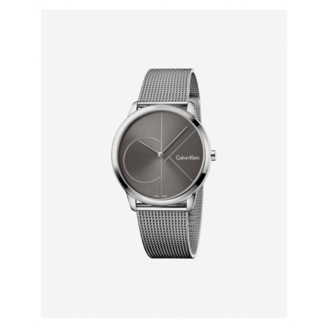 Calvin Klein Minimal Zegarek Srebrny