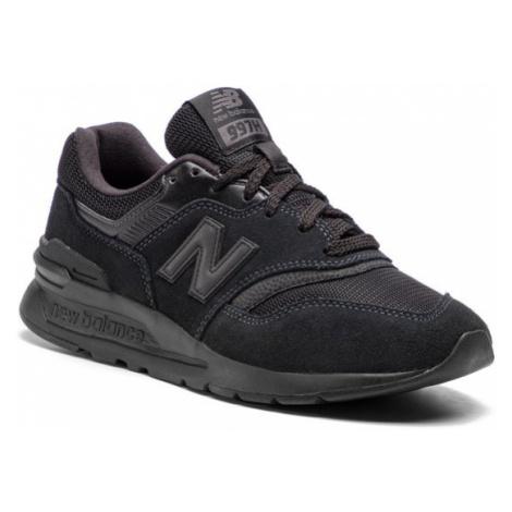 New Balance Sneakersy CM997HCI Czarny