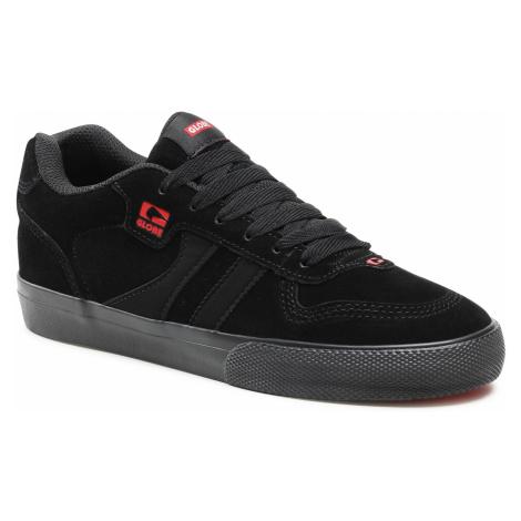 Sneakersy GLOBE - Encore-2 GBENCO2 Black 10001