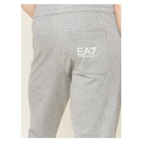EA7 Emporio Armani Spodnie dresowe 8NPPC3 PJ05Z 3908 Szary Regular Fit