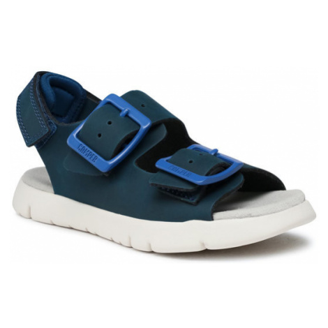 Camper Sandały Oruga Sandal Kids K800429-002 Granatowy