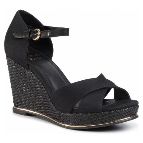 Espadryle JENNY FAIRY - LS5242-01 Black