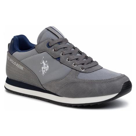 Sneakersy U.S. POLO ASSN. - Bryson WILYS4123S0/YH1 Grey