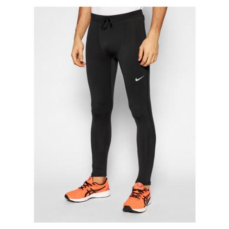 Nike Legginsy Challenger CZ8830 Czarny Tight Fit