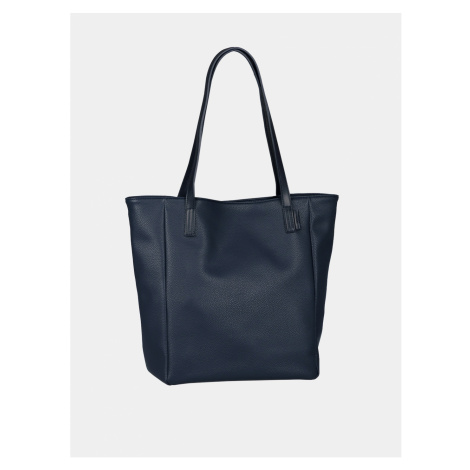 Dark Blue Shopper Tom Tailor Denim