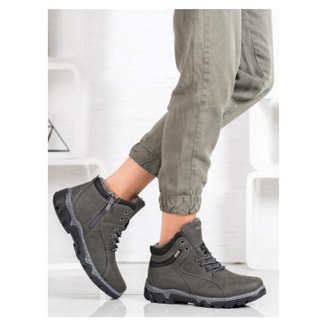 Buty trekkingowe damskie 60945