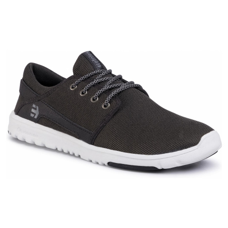 Sneakersy ETNIES - Scout 4101000419 Dark Grey/Black/White 029