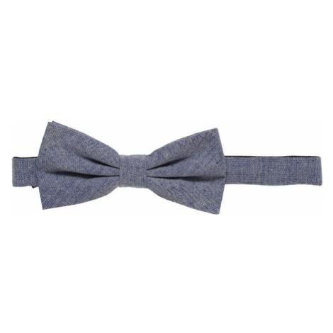 Esprit Collection Muszka 'chambray bowtie' niebieski