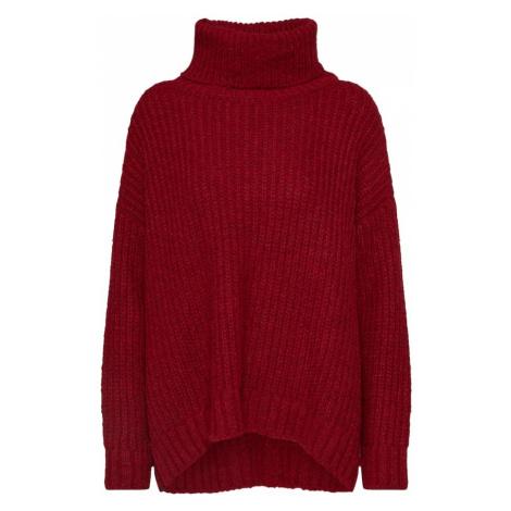 Herrlicher Sweter 'Anika' czerwony