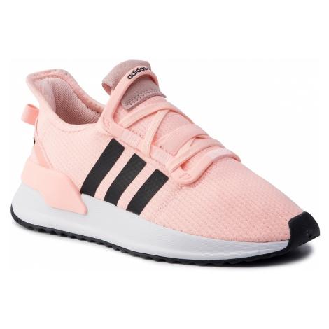 Buty adidas - U Path Run W G27996 Cleora/Cblack/Ftwwht