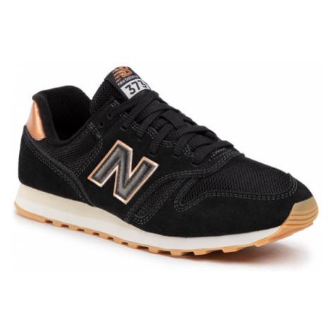 New Balance Sneakersy WL373CE2 Czarny