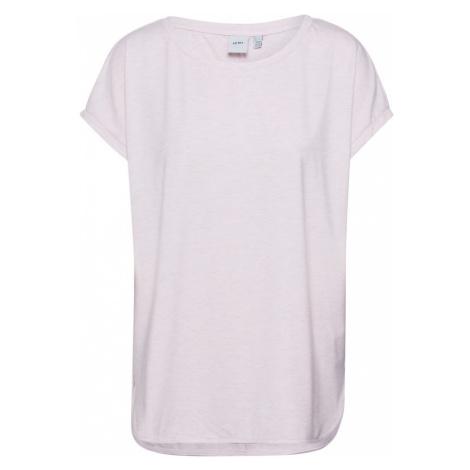 ICHI Koszulka 'REBEL' różowy pudrowy