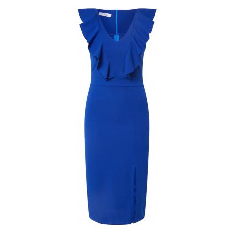 WAL G. Sukienka koktajlowa ciemny niebieski