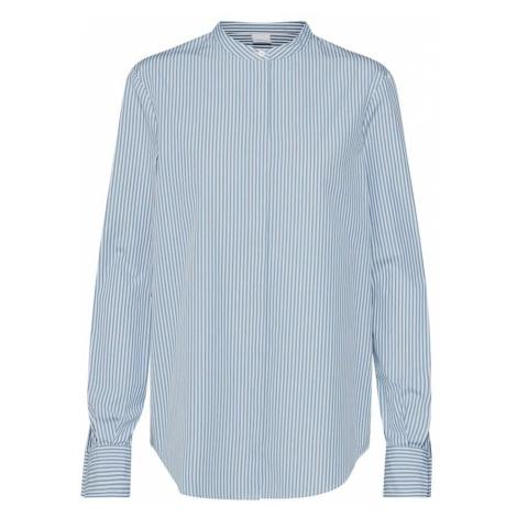 BOSS Bluzka 'Efelize_17' niebieski / biały Hugo Boss