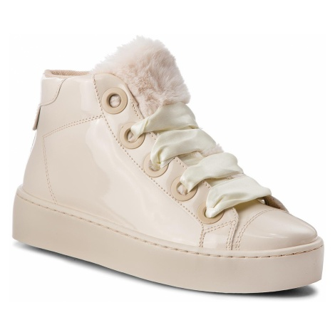 Sneakersy GUESS - FLURL3 PAF12 BEIGE