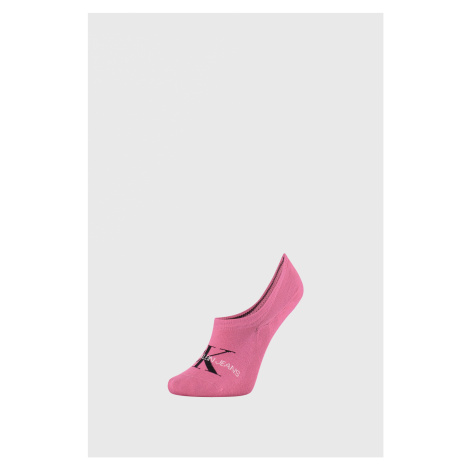 Damskie skarpetki Calvin Klein Brooklyn różowe
