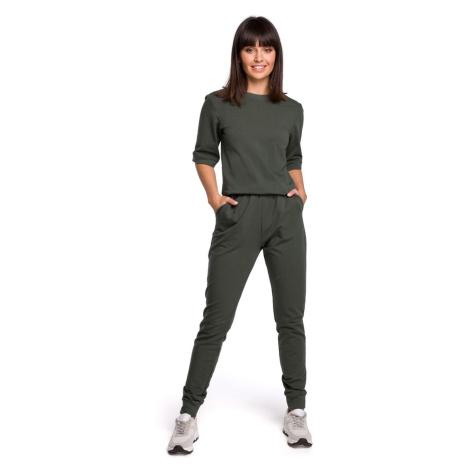 BeWear Woman's Jumpsuit B104 Military