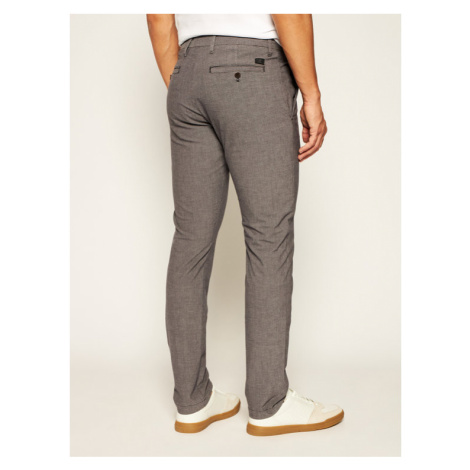 Strellson Spodnie materiałowe Code-W 30020089 Szary Slim Fit