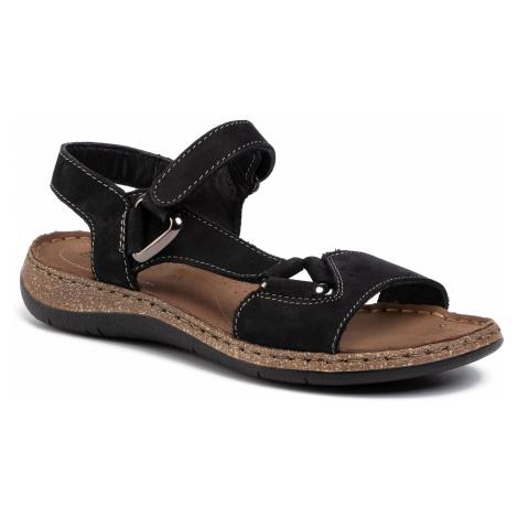 Sandały GO SOFT - WI20-4773-01 Black